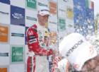 L'Italia porta bene a Mick Schumacher: primo podio assoluto a Monza