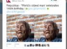 146 anni, era l'uomo più vecchio al mondo. Il suo segreto