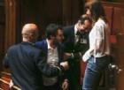 La Camera approva la legittima difesa, Salvini espulso dall'Aula