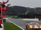 Doppietta Ferrari: la 6 Ore di Spa-Francorchamps è tutta rossa