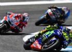 Valentino Rossi resta leader del Mondiale: «Ma con questa gomma proprio non va»
