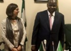 Boldrini in Nigeria cerca di dare lavoro alle ex prostitute