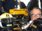 A settant'anni, la prima volta di Gian Carlo Minardi sulla sua monoposto di F1