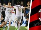 Milan: pari prezioso contro l'Atalanta, per il gioco ripassare più avanti