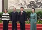Gentiloni in Cina: verso un piano d'azione per approfondire la cooperazione economica