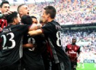 Milan, una corsa europea con precedenti preoccupanti