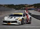 Michael Fassbender, una star di Hollywood corre con la Ferrari