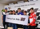 Beltramo: A Le Mans con la testa a Nicky Hayden