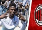 Keita: la Lazio rilancia, la Juve insiste ma è il Milan in vantaggio