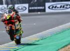 L'Italia cala il tris in Moto2: Baldassarri, Morbidelli e Bagnaia monopolizzano le libere