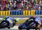 Maverick Vinales affonda Valentino Rossi: il più giovane batte il più vecchio in una gara di maturità