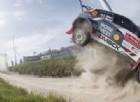 Nel Rally di Portogallo un salto finito male: la macchina si ribalta