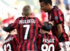Primo hurrà del Milan cinese: tris di Deu, Honda e Lapa per l'Europa