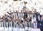 La Juventus è campione d'Italia per la sesta volta consecutiva