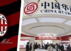 Milan cinese, torna a farsi sentire il ruggito di Huarong