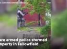Il video del blitz delle forze speciali inglesi nella casa dell'attentatore di Manchester