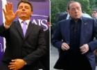 Dopo la pausa di riflessione torna la coppia più bella del mondo: Renzi e Berlusconi, per il bene dell'Italia, fanno la pace