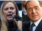 Meloni e l'affondo contro Berlusconi: «Qualcuno nel centrodestra pensa più all'interesse del suo partito che agli italiani»