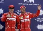 Ecco il vero Raikkonen: più veloce di tutti a Montecarlo. Vettel: «Ho voluto strafare»