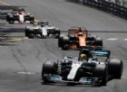 E stavolta Lewis Hamilton esulta per un settimo posto: «Sei punti? Meglio di niente»