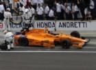 Maledizione Fernando Alonso: rompe il motore anche alla 500 Miglia di Indianapolis