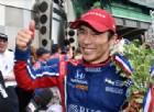 La 500 Miglia di Indianapolis la vince un'altra vecchia conoscenza della F1: Takuma Sato