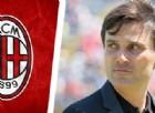 Il Milan blinda Montella: rinnovo ufficiale fino al 2019
