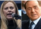 L'ira di Meloni contro Berlusconi: «Preferisce inciuciare con Renzi che lavorare per il centrodestra»