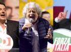 Il vero obiettivo del Nazareno bis: Renzi-Berlusconi spingono per un governo di minoranza a 5 Stelle