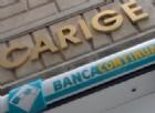 Carige a picco in Borsa per la rottura tra Malacalza e Bastianini