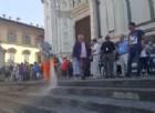 Firenze: linea dura di Nardella, idranti contro i turisti maleducati