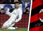 Milan: parte la settimana dell'assalto a Morata