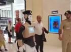 Il primo robocop al mondo ha preso servizio a Dubai