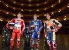 Vinales, Marquez e Lorenzo: dalla pista al palco