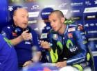 Valentino Rossi soddisfatto delle prove, ma non della chicane: «Pare un parcheggio»