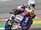 Tre italiani nei primi cinque in Moto3: Fenati, Bulega e Migno