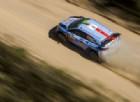 Al Rally di Sardegna dominano le Hyundai, in testa c'è Paddon
