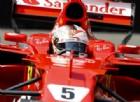 Vettel: «Il passo gara Ferrari è buono»