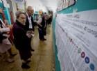 Elezioni comunali 2017, affuenza pari al 42,35% alle ore 19