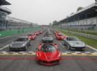 La festa per i 70 anni della Ferrari arriva anche a Milano (e Monza)