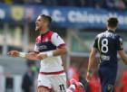 Sampdoria: è Falcinelli il principale obiettivo per l'attacco