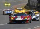 Undici Ferrari alla conquista della 24 Ore di Le Mans