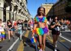 Torino Pride, migliaia di persone hanno sfilato tra musica e colori per le vie del centro città