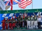 Anche alla 24 Ore di Le Mans domina la Ferrari: il podio è tutto suo