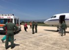 Da Alghero a Genova, volo d'urgenza salva la vita a due gemellini