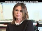 Paola Perego parla alle Iene