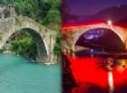 Due immagini del ponte del diavolo