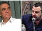 Salvini-Rossi, scontro a fuoco sull'immigrazione in diretta tv