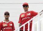 Un alleato per Vettel: Raikkonen gli promette aiuto nella corsa al titolo