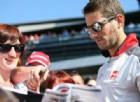 Grosjean, c'è un altro pilota che aspetta «la telefonata» della Ferrari
